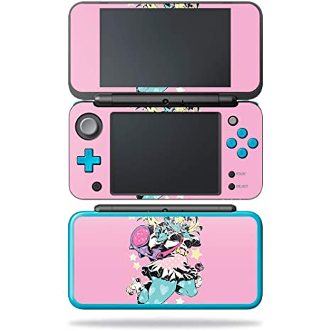 Amazon.com: MightySkins Skin compatible con Nintendo New 2DS ...