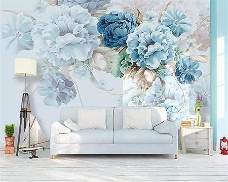 Wnyun 3d Fond D écran Personnalisé Tissu De Soie Moderne Peinture Murale Fond Décoratif Salon Canapé Tv Fond Mural Papier Peint Décor à La Maison