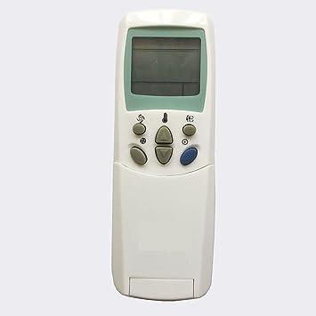 Generic - Mando a distancia universal para aire acondicionado LG 6711A20103J 6711A20103P 6711A20034E 6711A20034G A/C AC: Amazon.es: Electrónica