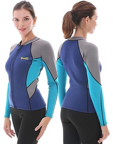 694243f9d7 Goldfin Women s Wetsuit Top