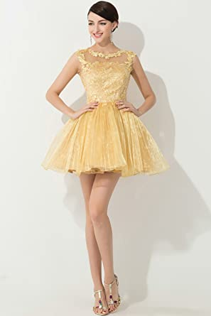 Sunvary Sweety Organza Prom Dress Club Dress Ball Gown Cocktail ...