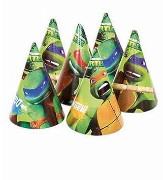 Gorros Tortugas Ninja: Amazon.es: Juguetes y juegos