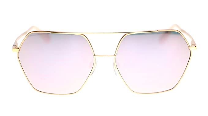 133adfae4014 Image Unavailable. Image not available for. Colour  Dolce Gabbana Women  Irregular Sunglasses DG2157 12945R Matte Pink ...