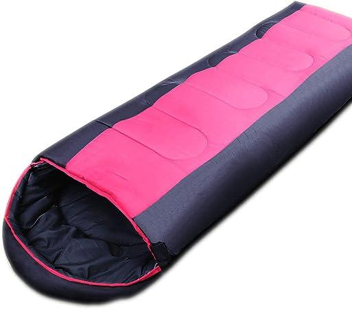 cool show - Saco de Dormir para Adulto (Relleno de algodón, fácil de Transportar, Mantiene el Calor), Color Rojo, tamaño Talla única, de sintético: Amazon.es: Hogar