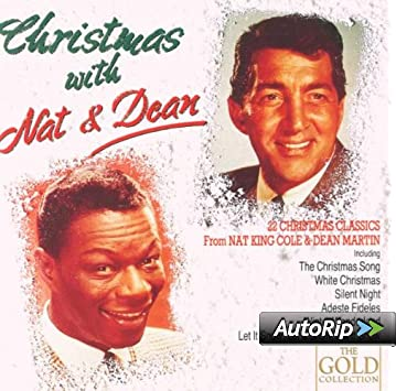 Nat King Cole Weihnachtslieder.Christmas With Nat And Dean