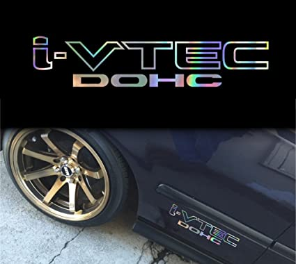 i-vtec x2 Vinyl Decal Decal for laptop windows wall car boat
