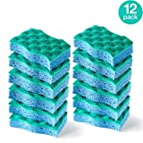 O-Cedar Multi-Use Scrunge Scrub Sponge (Pack of 12)