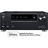 Onkyo TX-RZ730 9.2 Channel Network 4K Ultra HD A/V Home Theater Receiver