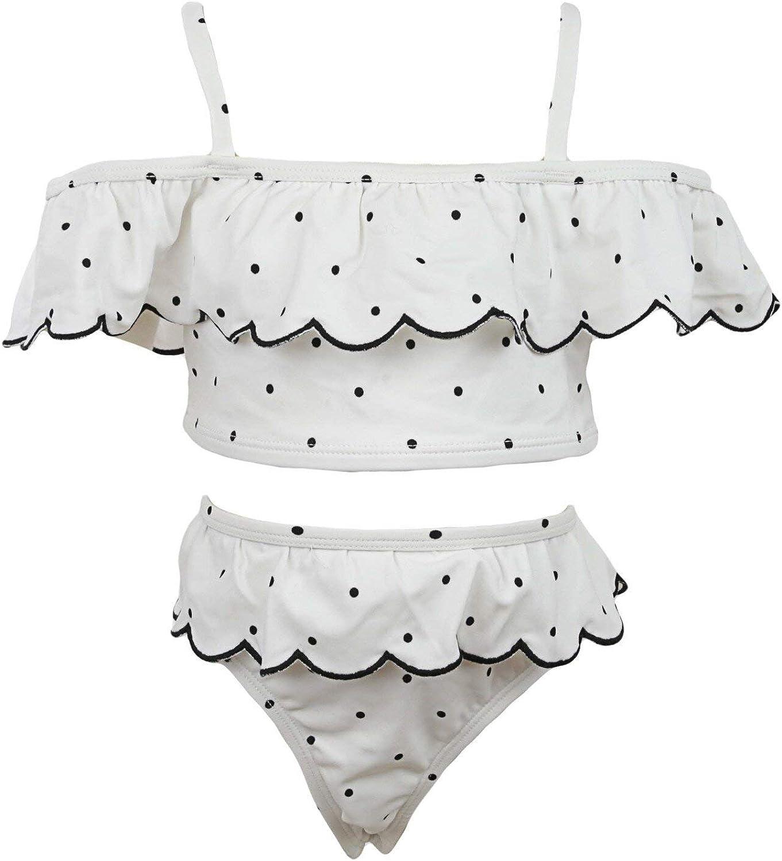 Janie and Jack Polka Dot Two-Piece Swimsuit Tankini