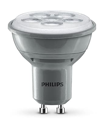 Philips 8718291749073 Bombilla LED dicroica GU10, 5.7 W, Blanco