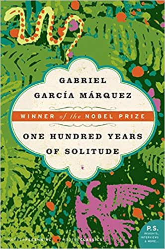 com one hundred years of solitude harper perennial modern  com one hundred years of solitude harper perennial modern classics 9780060883287 gabriel garcia marquez gregory rabassa books