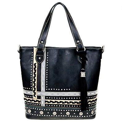 Montana West Tote Handbag Cross Body Bag Purse Western Concealed Carry  MW762G-8575 ( 3f832d002cef6