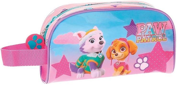 Paw Patrol-4894151 Neceser Estuche portatodo, Color Rosa, 22 cm (Joumma 4894151): Amazon.es: Juguetes y juegos