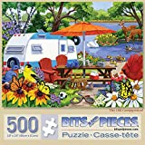 Best Jigsaw Puzzles For Adults - Bits and Pieces - 500 Piece Jigsaw Puzzle Review