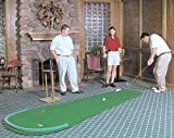 Big Moss Golf THE AUGUSTA 410 4' X 10' Practice Putting Chipping Green