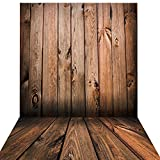 Andoer® 1.5x2m Big Photography Background Backdrop Classic Fashion Wood Wooden Floor for Studio Professional Photographer