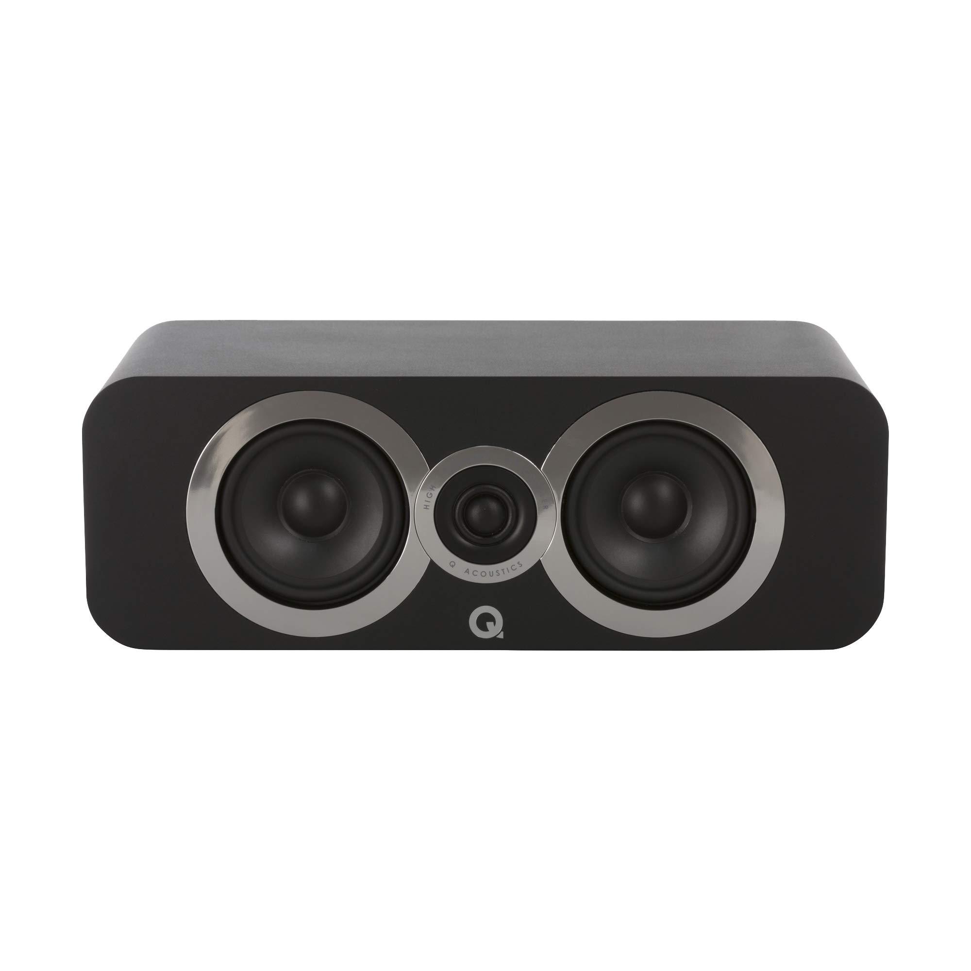 Q Acoustics 3090Ci Center Speaker (Carbon Black) by Q Acoustics (Image #2)