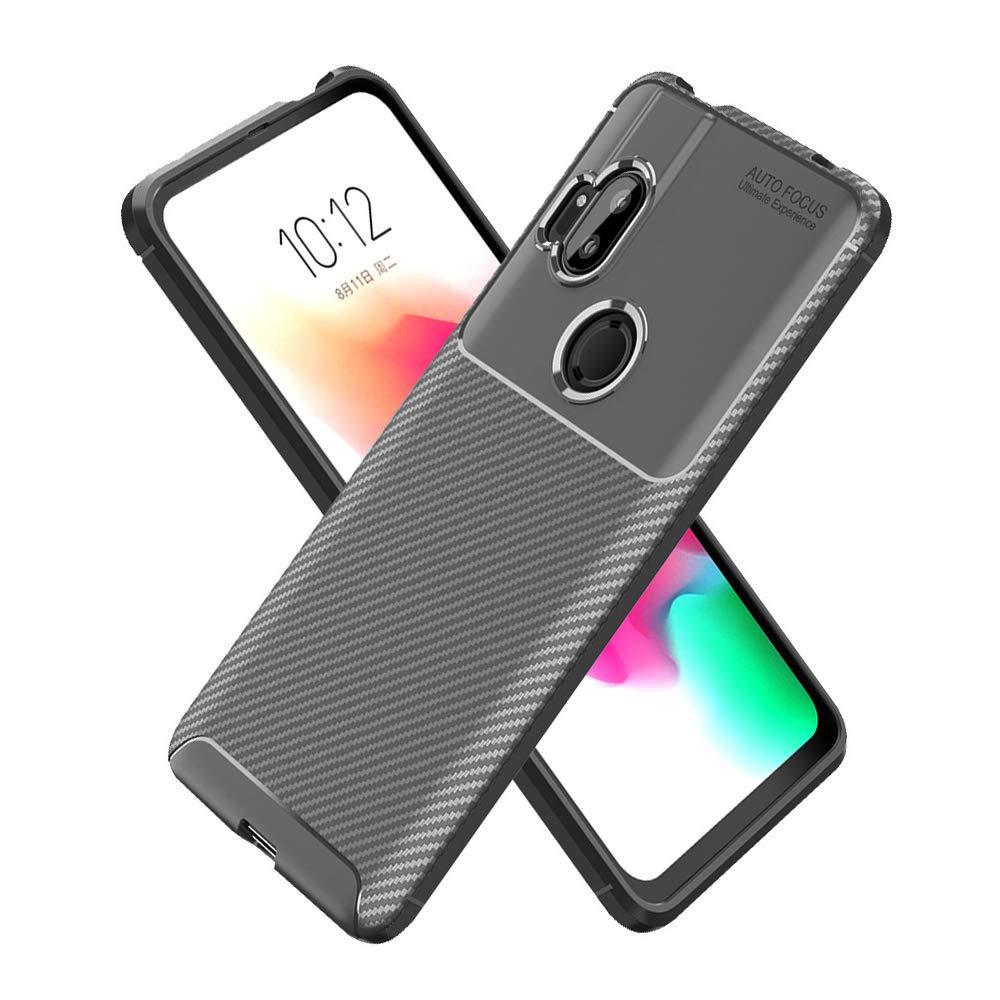 Funda Para Motorola One Hyper (negro)