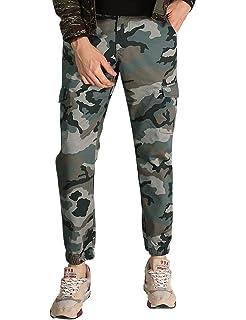 830a360d92a6 PJ Mark Men s Light Twill Slim Fit Cargo Jogger Pants at Amazon ...