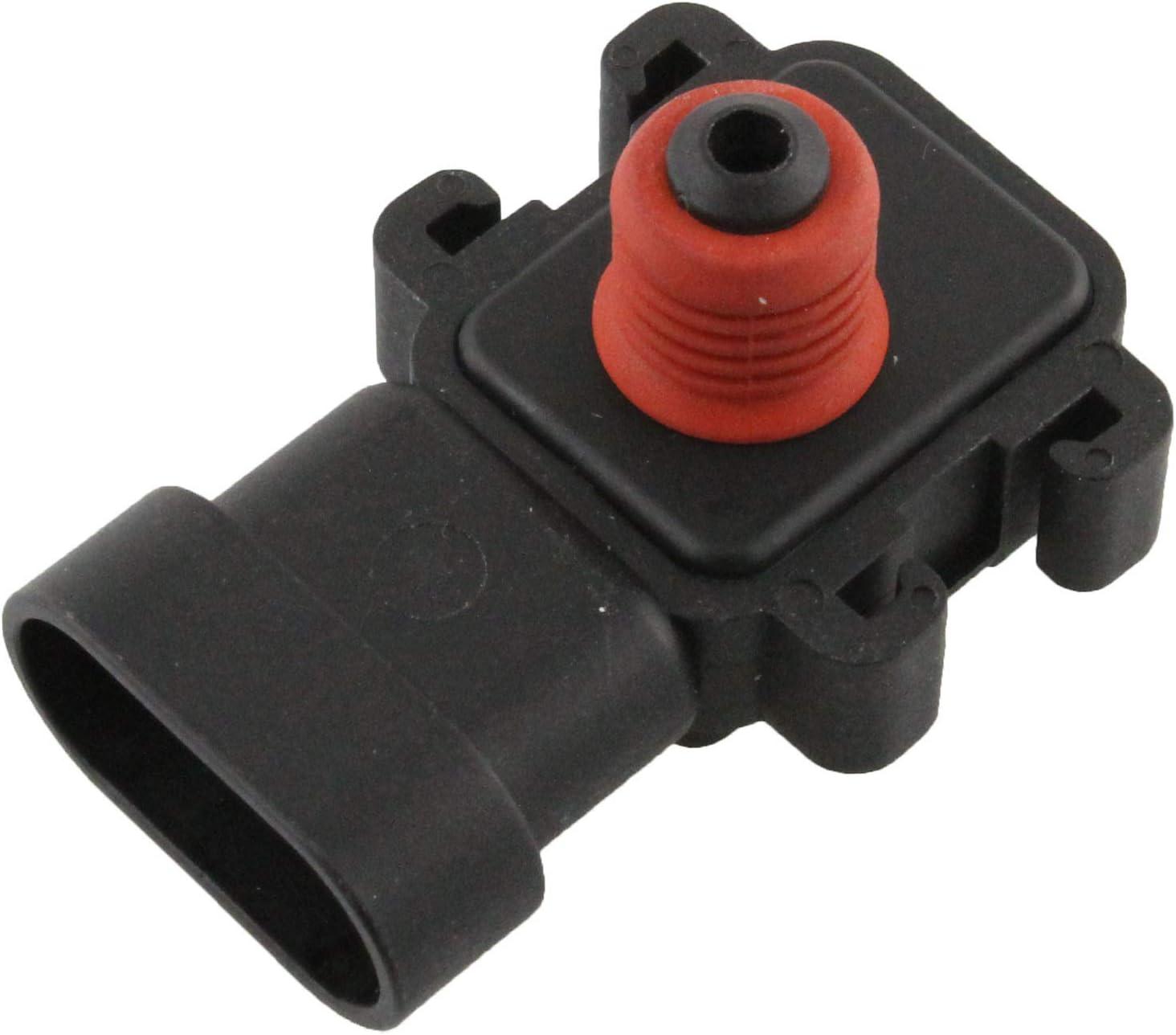 Manifold Absolute Pressure Sensor Walker Products 225-1019