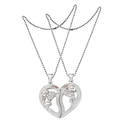 Buy Sullery Valentine Gift Couple Heart Love You Girl Boy Love