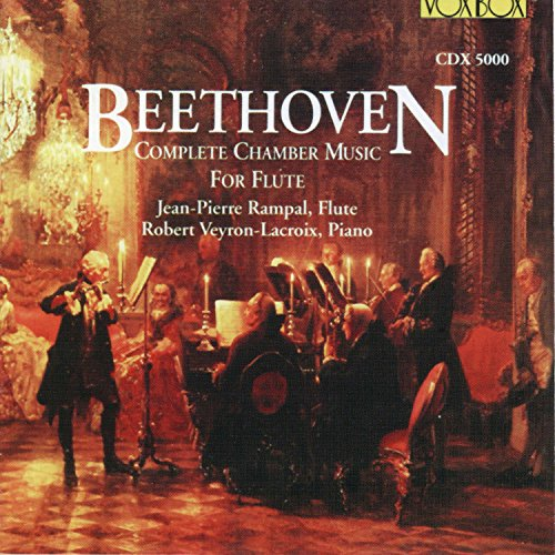 Complete Flute Chamber Music - Beethoven: Complete Chamber Music for Flute