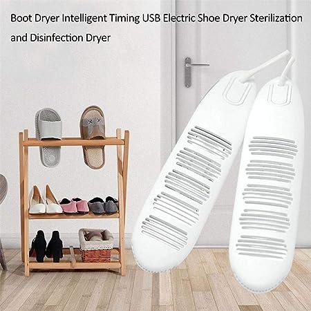 Hifuture Secador de Zapatos eléctrico USB, Zapato de Secado Smart ...