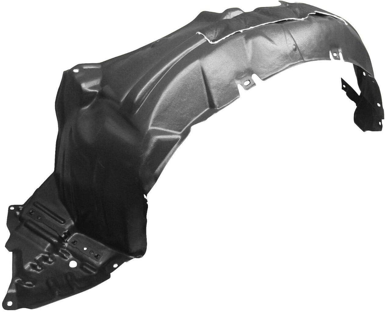 New TO1249179 Splash Shield for Toyota Prius V 2012-2014