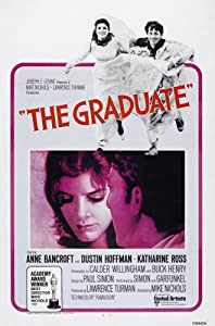 Posterazzi The Graduate Movie Masterprint Poster Print, (11 x 17)