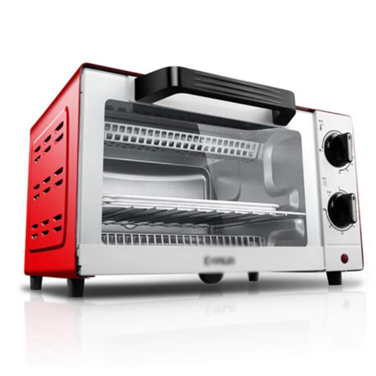 NKDK オーブン多機能電気オーブンホームベーキング小型オーブン温度制御ミニケーキ -38 オーブン B07RW9Z1JT
