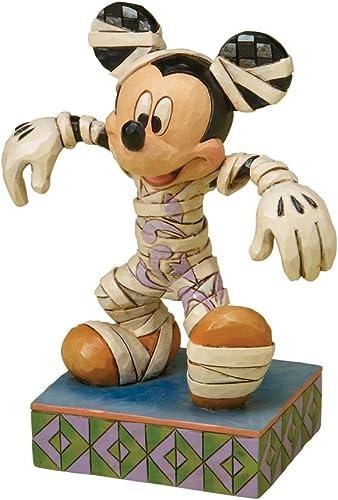 Enesco Disney Traditions Designed by Jim Shore Mickey Mummy Figurine 4.25 in