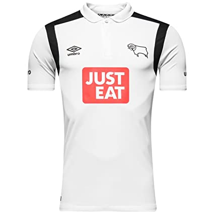 e0eb74d9863 Image Unavailable. Image not available for. Color  Umbro 2016-2017 Derby  County ...