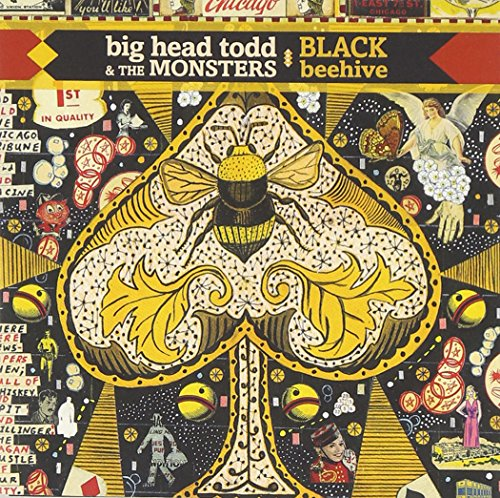 Black Beehive (Big Head Todd And The Monsters Sister Sweetly)