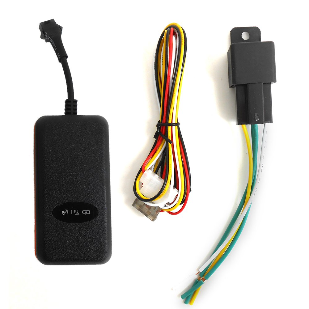 4 Band Car GPS Tracker Vehicle Tracking Device Locator for Auto Motorcycle Scooter