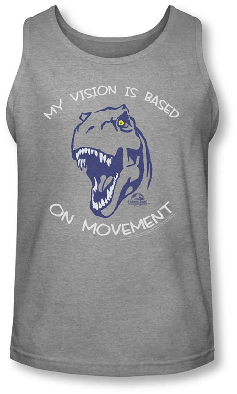 Jurassic Park - Mens My Visions Tank-Top