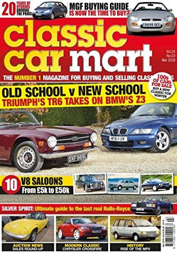 Amazon com: Classic Car Mart: Kindle Store