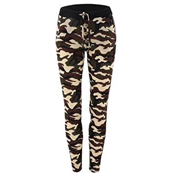Pantalones mujer deporte - Sannysis pantalón chandal color ...