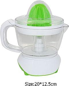 Krystal_wisdom 25W Electric Juicer Orange Lemon Mini Portable Household Juice Fruit Squeezer Juice Press Juicing Machine,Green