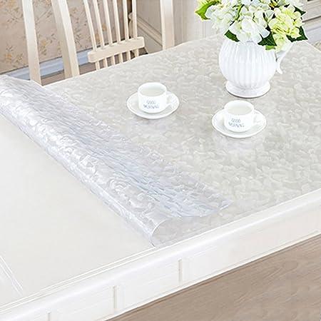 Yazi PVC mantel Protector de mesa impermeable suave cristal Penoy ...