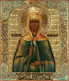 St. Mary Magdalene Traditional Panel Russian Orthodox icon