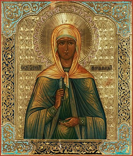 St. Mary Magdalene Traditional Panel Russian Orthodox icon by Orthodox Christian Supply