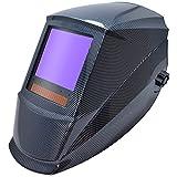 Antra Welding Helmet Auto Darkening AH7-860-001X Huge Viewing Size 3.86X3.5