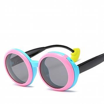 Altavoz Niños Gafas Polarizadas Niños Polarizados Gafas de Sol Gafas de Sol de Silicona , Polvo