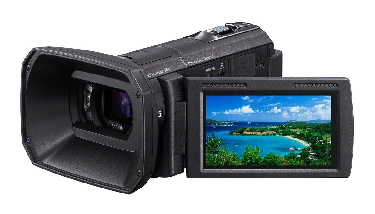 amazon com sony hdrcx580v high definition handycam 20 4 mp rh amazon com Digital Camera Batteries Best Night Vision Camcorder