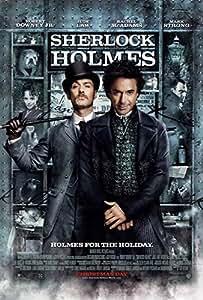 Sherlock Holmes POSTER Movie (27 x 40 Inches - 69cm x 102cm) (2009) (Style E)