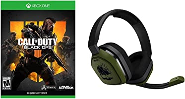 Save 33% on Call of Duty: Black Ops 4 and Call of Duty + ASTRO A10 Headset bundle