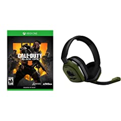 For a limited time, save up to 33% on Call of Duty: Black Ops 4 and Call of Duty + ASTRO A10 headset bundle