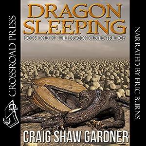 Dragon Sleeping Audiobook