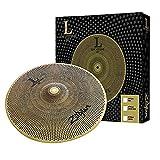 "Zildjian L80 Low Volume 18"" Crash Ride Cymbal"