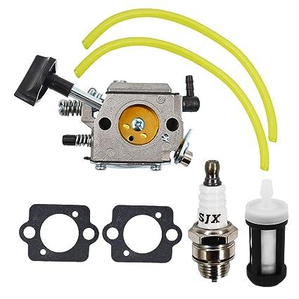 Amazon.com: Autoparts Carburador para Stihl BR400 br420 ...